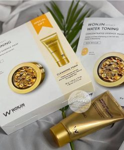 Mặt nạ wonjin water toning concentrated essencr mask